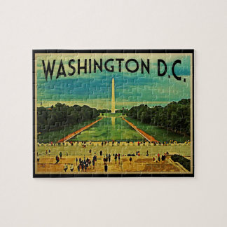 C.C. nacional de Washington de la alameda Puzzle