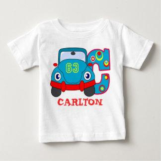 C CAR, name initial Baby T-Shirt