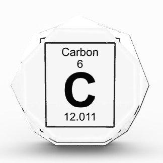 C - Carbon Acrylic Award