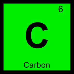 Carbon periodic table gifts on zazzle c carbon chemistry periodic table symbol magnet urtaz Gallery