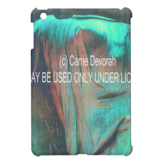 (c) Carrie Devorah  MAY BE USED ONLY UNDER LICENSE Case For The iPad Mini