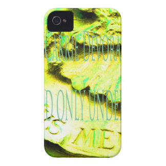 (c) Carrie Devorah MAY BE USED UNDER LICENSE (cc). iPhone 4 Case-Mate Case