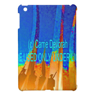 (c) Carrie Devorah MAY BE USED UNDER LICENSE (hh). iPad Mini Case