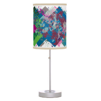 C Catch 52 Color Extravaganza Whirly Shuffle Desk Lamps