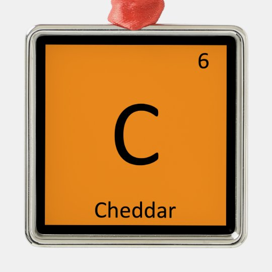 C cheddar cheese chemistry periodic table symbol metal ornament c cheddar cheese chemistry periodic table symbol metal ornament urtaz Choice Image