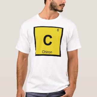 C - Chiron Centaur Chemistry Periodic Table Symbol T-Shirt
