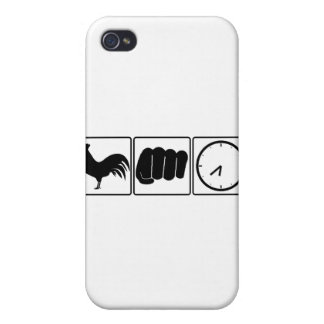 C*ck Punch Time iPhone 4/4S Case