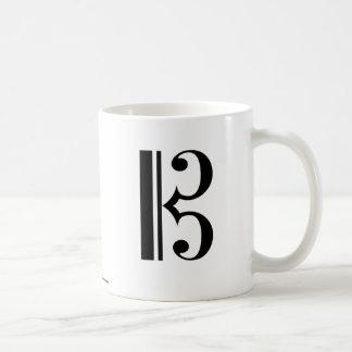 C-Clef Mug