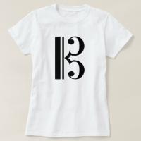 C-Clef T-shirts