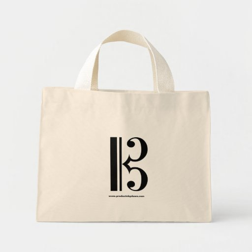 C-Clef Tote Bag