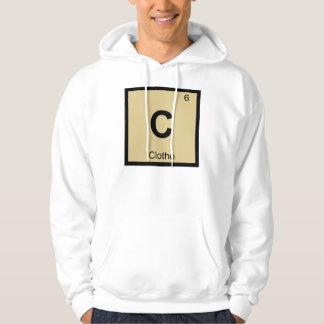 C - Clotho Fates Chemistry Periodic Table Symbol Hoodie