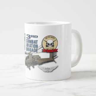 """C Co 1-3 ATK """"Outcasts"""" Giant Coffee Mug"""