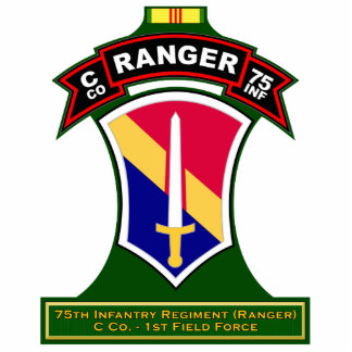C Co, 75th Infantry Regiment - Rangers, Vietnam Cutout