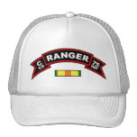C Co, 75th Infantry Regiment - Rangers Vietnam Trucker Hat