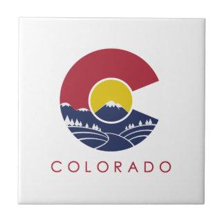 C Colorado Teja Ceramica