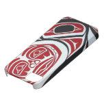 c. Diseño indio del noroeste 1900 para el caso iph iPhone 5 Case-Mate Carcasa