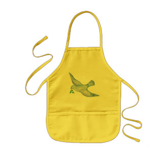 C - Dove of Peace Aprons