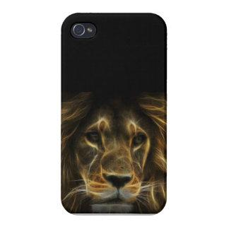 C.E. Fractal Lion Phone Case