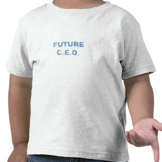 C.E.O. futuro embroma la camiseta - modificada