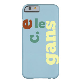 C_ele Barely There iPhone 6 Case