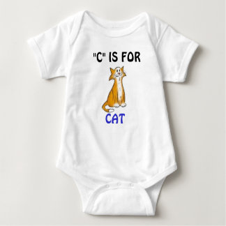 """""""C"""" ESTÁ PARA CAT ZOOABLES DEL WHISPERER TEE SHIRTS"""