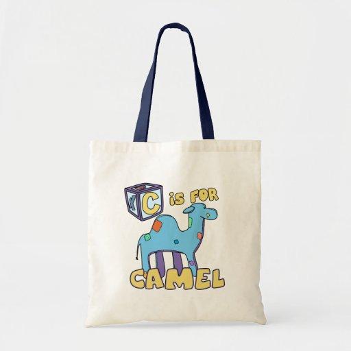 C está para el bolso del camello bolsas