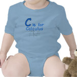 C está para el cálculo trajes de bebé