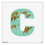 C está para el camello