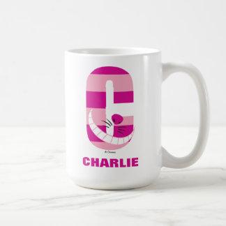 C está para el gato de Cheshire que los | añaden Taza De Café