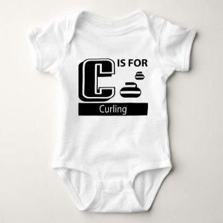 C está para encresparse body para bebé