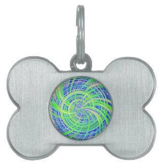 (c) feliz, verde placas de mascota