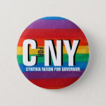 C for NY Button