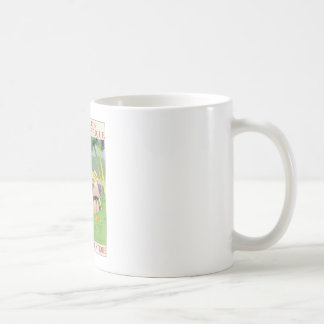 C.G. Transatlantique Antilles Vintage Coffee Mug