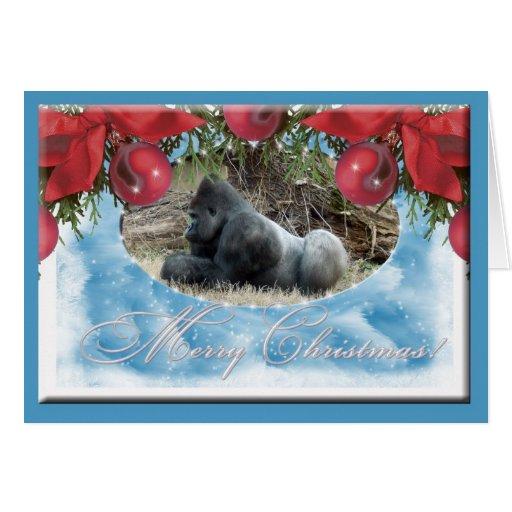 c-gorilla-176-c greeting cards