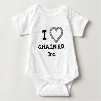 C.H.A.I.N.E.D. Inc. Baby Baby Bodysuit