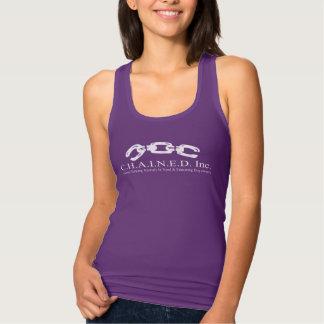 C.H.A.I.N.E.D. Inc. Camisetas sin mangas del