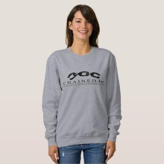 C.H.A.I.N.E.D. Inc. Logo Women's Sweatshirt