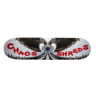C.H.A.O.S. - SHREDS SKATEBOARD DECK