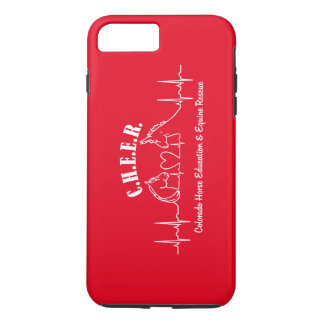 C.H.E.E.R Red Barely There Tough Case