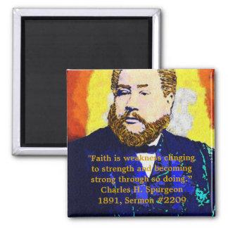 C.H. Imán del metropolitano de Spurgeon