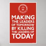 C.I.A. Impresión de los líderes Impresiones