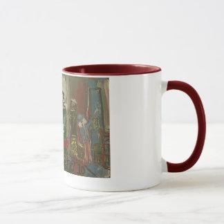C.I.A. Leak Mug