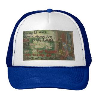 C.I.A. Leak Trucker Hat