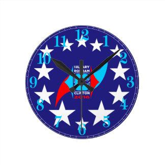 """C"" In Stars 2016 - *Template Round Clocks"
