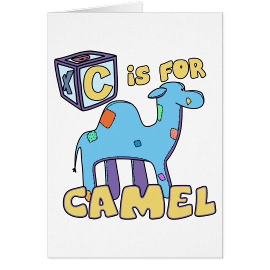 C is for Camel Card