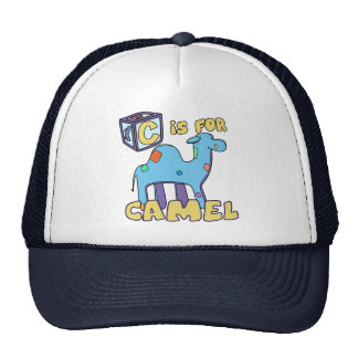 C is for Camel Hat