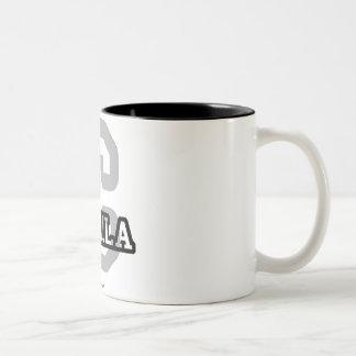 C is for Camila Two-Tone Coffee Mug