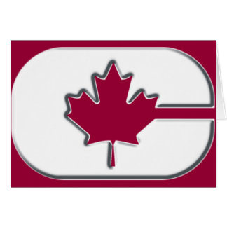 """C"" is for Canada Card"
