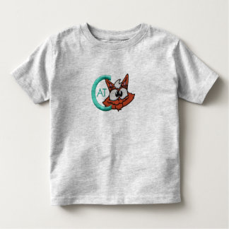 C is for Cat Toddler T-shirt