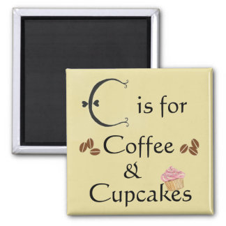 C is for Coffee Magnet